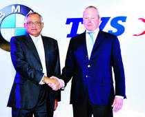 Shares of TVS Motor Company (TVSM) have been witnessing a rollercoaster ride recently after the tie-up with BMW Motorrad for developing and producing new series of mototcycles that will cater to the sub-500 cc segment.
