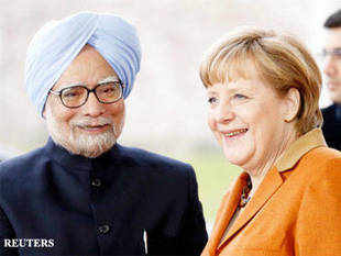 Reflecting the majority view in the EU, Merkel said that insurance undeniably was an important area and she was glad that New Delhi recognised the issue.