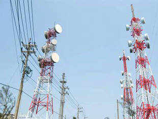 "High Court on Friday restrained the Centre from taking any ""coercive steps"" against the telecom majors."
