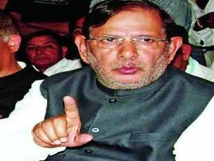 With no other contender in race, Sharad Yadav will is all set to be President of JD(U) for a third consecutive time tomorrow.