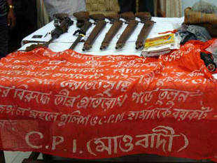 Recovery of arms from Belatikri village in Lalgarh on Saturday indicates clearly that the Maoists are slowly infiltrating into their old hideouts in Jangalmahal.