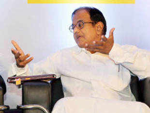 In the Budget, Finance Minister P Chidambaram had said the government was targeting a growth of 6.1-6.7 per cent for the current fiscal.