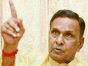Mulayam connived with Advani to demolish Babri Masjid, Beni Prasad Verma says