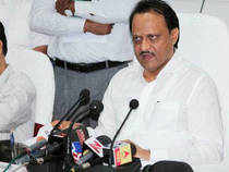 Shiv Sena today continued to demand the resignation of Maharashtra Deputy Chief Minister Ajit Pawar in the Legislative Council over his controversial remarks on drought and load-shedding.