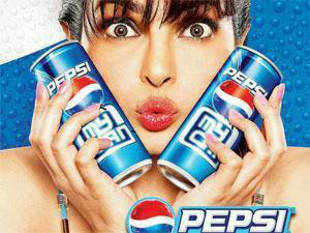 Beverages and snacks major PepsiCo India today said it has roped in West Indies cricketer Chris Gayle along with the Bollywood actor Priyanka Chopra for its ongoing marketing campaign.