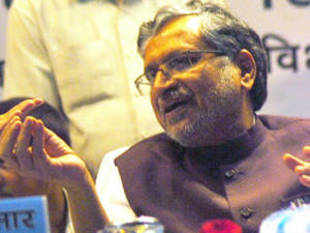 "Bihar BJP stalwart and Deputy Chief Minister Sushil Kumar Modi today termed the developments ""unfortunate."""