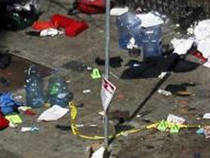 The explosives used in the Boston Marathon bombings were likely homemade devices full of nails and metal fragments designed to cause widespread injury, according to initial reports