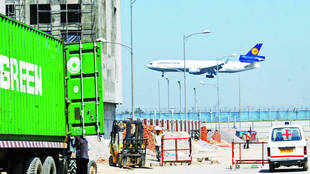 An exasperated aviation ministry has written to BCAS (Bureau of Civil Aviation Security) to spell out the exact threat perception from Aerocity hospitality district to Indira Gandhi International Airport.