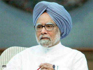 "Voicing concern over ""painfully slow"" progress in climate talks, Prime Minister Manmohan Singh today said the goal of stabilising global temperatures was ""nowhere in sight""."