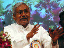 Did former BJP president Nitin Gadkari assure Nitish Kumar that Narendra Modi would not be projected as the prime ministerial candidate?