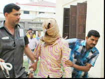 A 22-year-old man was arrested from his in-laws' house in Muzaffarpur in Bihar today for allegedly raping a five-year-old girl.