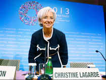 Christine Lagarde said Europe, Japan and the United States had lagged on needed actions to restore global growth at a firm and sustainable pace. (Pic by Reuters)