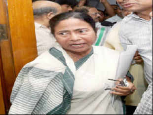 With political manoeuvrings picking up pace for next year's Lok Sabha elections, CPI(M) today said Trinamool Congress was being wooed by BJP.