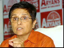 Kiran Bedi demanded a change in the leadership in Delhi government and police saying they have lost trust of the people.