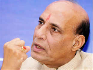 BJP will emerge victorious in Karnataka polls: Rajnath Singh