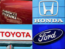 Maruti Suzuki, Ford, Honda, Toyota and Renault-Nissan have all lined up big expansion plans with their eyes on the long-term potential as well as competitive nature of the market