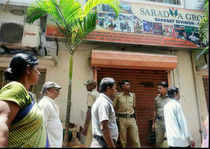 Saradha case: Chit fund scam accused Sudipta Sen brought to Kolkata