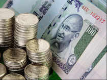 Persistent capital inflows from foreign funds into equity market also boosted the rupee value against the dollar, a forex dealer said.