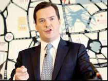 Coming as it does on the back of depressing production figures from Europe, George Osborne may feel he has room to celebrate