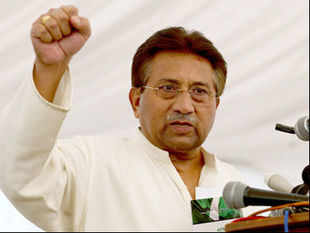 Musharraf is already serving a two-week house arrest, set to expire on May 4, for sacking judges when he imposed emergency rule in Nov 2007. (Pic by AP)