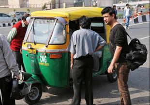 Auto, taxi fares hiked upto 30% in Delhi