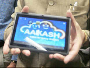 Datawind today said it is ready to provide the next version of Aakash tablet at a tentative price of Rs 2,500 apiece
