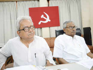 West Bengal CPI(M) on Tuesday fielded it's state secretariat member Sreedip Bhattacharjee for the June 2 by-elections to the Howrah lok sabha seat.