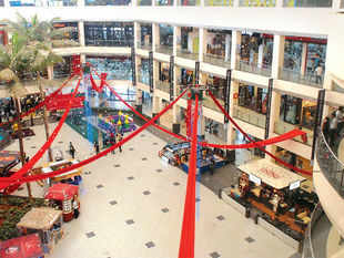 The Forum Value Mall in Bangalore has slipped as a preferred shopping destination for the hordes of increasingly tight-fisted techies living in and around the suburb of Whitefield in Bangalore. Despite housing around 100 brands, this mall has seen a drop in footfalls, due to worsening sentiment from these drivers of consumer consumption.