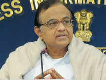 """On the issue of duty-free import of oil cakes, Chidambaram said: """"This has to be decided on file at the department level after assessing the domestic production and import level."""""""