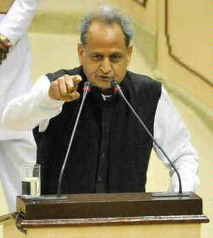 "The state BJP is raising ""baseless issues"" against the government which are nothing but ""poll stunts,"" Rajasthan Chief Minister Ashok Gehlot said today."