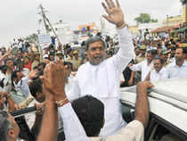 Rooted in 'Janata Pariwar' for two-and-half-decades and known for strident anti-Cong stance, it has been a remarkable turn-around for Siddaramaiah.