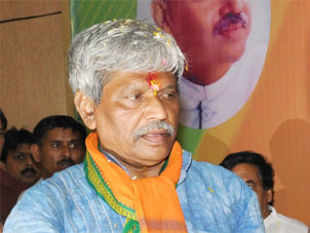 BJP national vice-president Prabhat Jha has said that his party lost the Karnataka assembly elections due to its own mistakes.