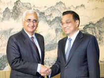 Li will be in India on a three-day visit from May 19 during which he would meet Prime Minister Manmohan Singh and other Indian leaders.