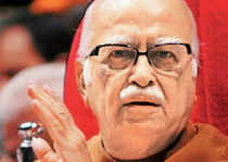 LK Advani  has appeared increasingly at odds with his earlier role as the man who contributed perhaps the most to build the party.