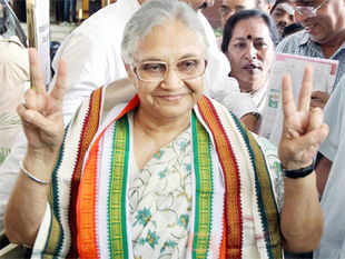 My goal in the next five years, if I am there, would be to make Delhi not just the best city in the country, which it probably already is, but a city which others would like to emulate, says Sheila Dikshit