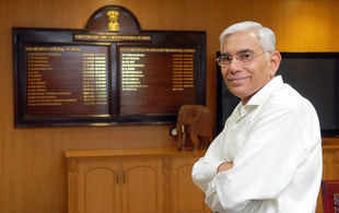 Comptroller and Auditor General Vinod Rai may have changed institution forever