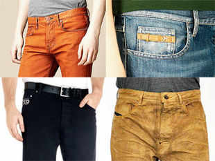 The high-end (Rs 20,000 and above price points) currently comprises less than 1% of the total denims sold in India. But the market is growing fast.