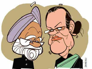 There is no doubt about Sonia's control over the Congress party. The years of drift and lack of leadership between 1996 and 1998 taught Congressmen that the Gandhi family was the only glue holding this party of ambitious folks together.