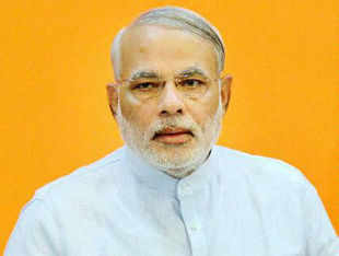 Targeting the Manmohan Singh government at the Centre, Gujarat Chief Minister Narendra Modi today said UPA's glass is filled with corruption.