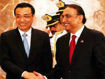 India today expressed serious reservations over Chinese activities in PoK and said New Delhi has conveyed its views to authorities in Beijing