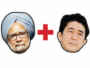 The Indian prime minister's meeting with his Japanese counterpart early next week will be a good opportunity to get Japan's private sector involved in building infrastructure for India.