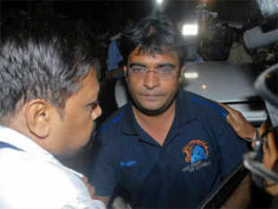 A beleaguered BCCI today suspended Chennai Super Kings CEO Gurunath Meiyappan, who was arrested for alleged involvement in betting.