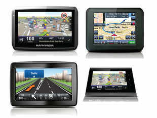 GPS solution for ease navigation through city traffic