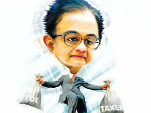 Chidambaram wooing MNCs for FDI and taxing them at the same time to boost revenues