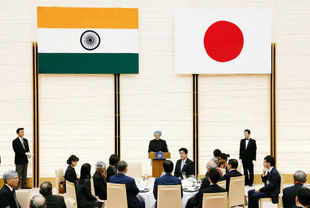 Investments making up for trade deficit with India: Japan