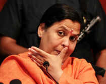 Not invited to many BJP events in MP: Uma Bharti