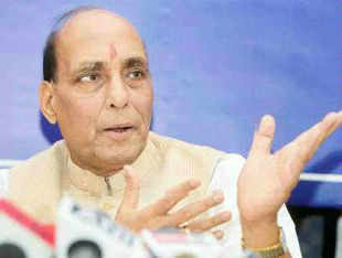 BJP President Rajnath Singh today demanded the resignation of Prime Minister Manmohan Singh over the Coalgate scam.