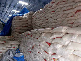 Sugar production of India is pegged at 25.2 million tonnes in the 2012-13 marketing year (October-September), USDA said.