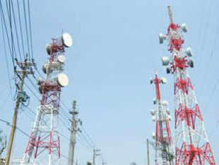 Telecom operators may get a two percentage point rebate on license fee levy, in lieu of building more expensive but environment friendly telecom towers, according to two top executives aware of the development.