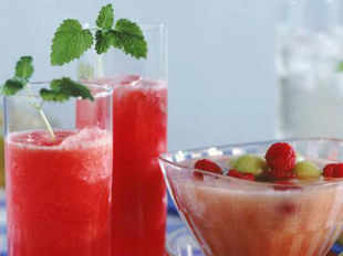 Dabur India said it expects 20-25% sales growth in the fruit juice segment this year on the back of new premium juices sub brand 'Super Fruits'.